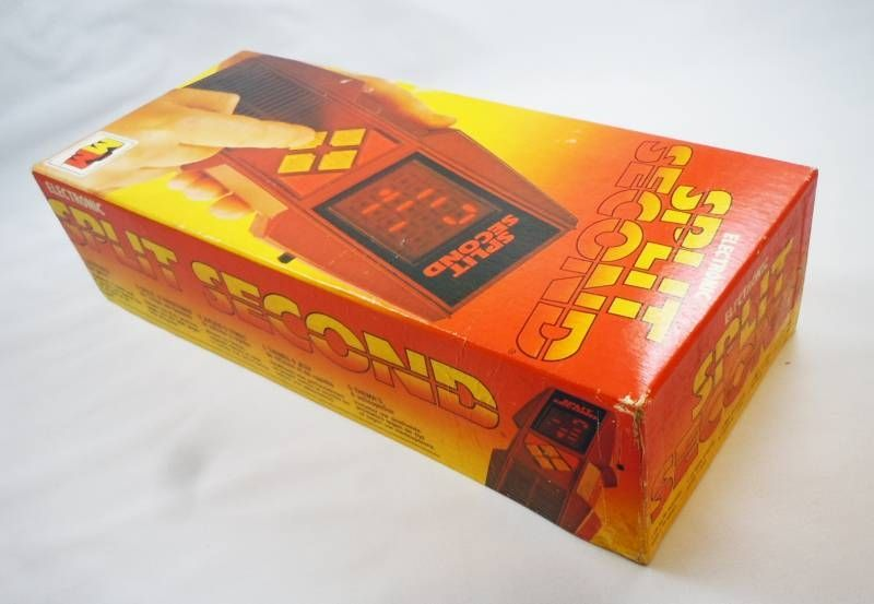 Miro Meccano - Handheld Game - Electronic Split Second