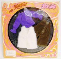 Miss \'\'Matchbox\'\' present the Disco Girls boutique - Deep Purple #DG407 - Hasbro