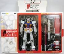 Mobile Suit Gundam - Banpresto - Display Model RX-78 Ver.Ka