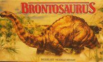 Model kit Precision Airfix - 1:35 Brontosaurus