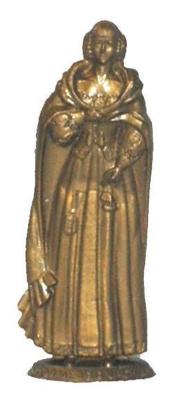 Mokarex Period Louis XIII 36 (demi-rond de bosse) Madame Bonacieux