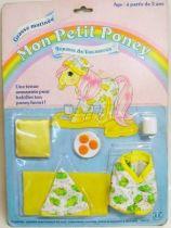 Mon Petit Poney - Hasbro France -  Tenues de Vacances - Grasse matinée