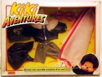 Monchichi adventures Mint in box Airman