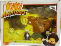 Monchichi adventures Mint in box Trapper set