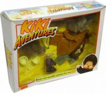 Monchichi adventures Mint in box Trapper set