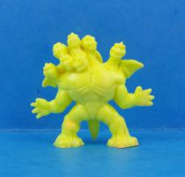 Monster in My Pocket - Matchbox - Series 1 - #01 Great Beast (yellow)
