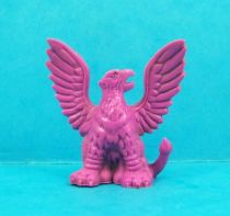 Monster in My Pocket - Matchbox - Series 1 - #05 Griffin (mallow)