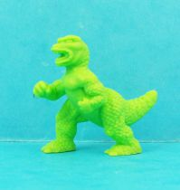 Monster in My Pocket - Matchbox - Series 1 - #06 Tyrannosaurus Rex (vert)