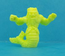 Monster in My Pocket - Matchbox - Series 1 - #10 Triton (yellow)