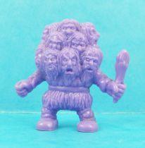 Monster in My Pocket - Matchbox - Series 1 - #12 Jotun Troll (purple)