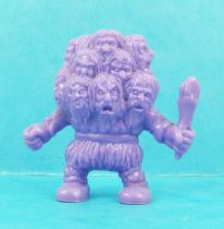 Monster in My Pocket - Matchbox - Series 1 - #12 Jotun Troll (purple)