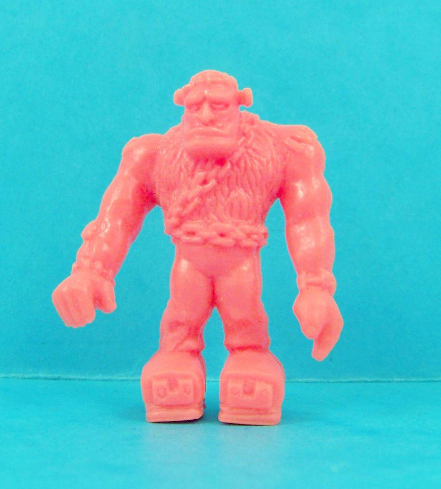 Monster in My Pocket - Matchbox - Series 1 - #13 The Monster (orange)