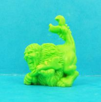 Monster in My Pocket - Matchbox - Series 1 - #14 Manticore (green)