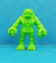 Monster in My Pocket - Matchbox - Series 1 - #15 Karnak (green)