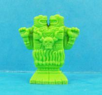 Monster in My Pocket - Matchbox - Series 1 - #16 Coatlicue (green)