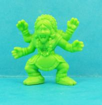 Monster in My Pocket - Matchbox - Series 1 - #19 Kali (green)