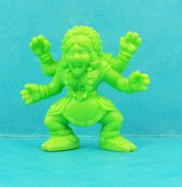Monster in My Pocket - Matchbox - Series 1 - #19 Kali (green)
