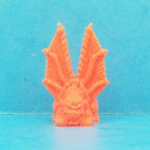 Monster in My Pocket - Matchbox - Series 1 - #20 Catoblepas (orange)