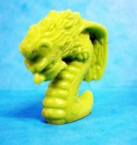 Monster in My Pocket - Matchbox - Series 1 - #21 Harpy (green)