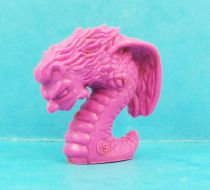 Monster in My Pocket - Matchbox - Series 1 - #21 Harpy (mauve)