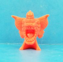 Monster in My Pocket - Matchbox - Series 1 - #22 Haniver (orange)