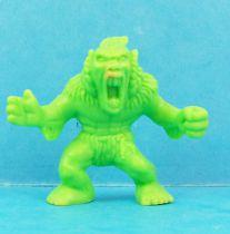 Monster in My Pocket - Matchbox - Series 1 - #24 Windigo (green)