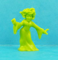 Monster in My Pocket - Matchbox - Series 1 - #26 Medusa (vert)