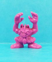 Monster in My Pocket - Matchbox - Series 1 - #27 Goblin (mauve)