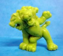 Monster in My Pocket - Matchbox - Series 1 - #28 Cerebus (green)