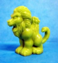 Monster in My Pocket - Matchbox - Series 1 - #30 Chimera (green)
