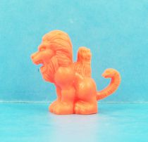 Monster in My Pocket - Matchbox - Series 1 - #30 Chimera (orange)