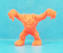 Monster in My Pocket - Matchbox - Series 1 - #35 Gremlin (orange)