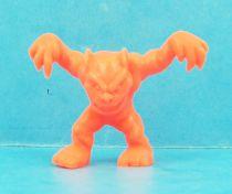 Monster in My Pocket - Matchbox - Series 1 - #35 Gremlin (orange)