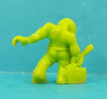 Monster in My Pocket - Matchbox - Series 1 - #37 Ghoul (green)