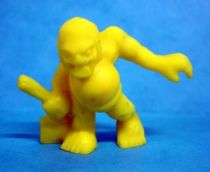 Monster in My Pocket - Matchbox - Series 1 - #37 Ghoul (yellow)