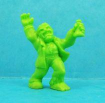 Monster in My Pocket - Matchbox - Series 1 - #39 Mad Scientist (green)