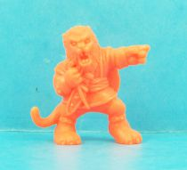 Monster in My Pocket - Matchbox - Series 1 - #43 The Beast (orange)