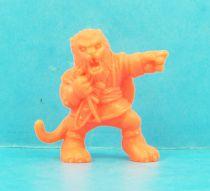 Monster in My Pocket - Matchbox - Series 1 - #43 The Beast (orange)