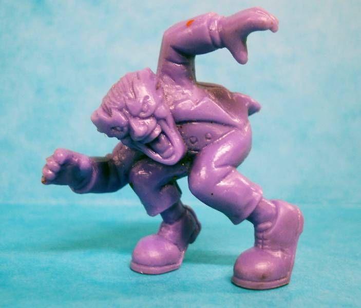 Monster in My Pocket - Matchbox - Series 1 - #45 Spring-Heeled Jack