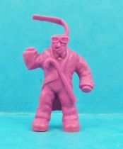 Monster in My Pocket - Matchbox - Series 1 - #46 Invisible Man (mallow)