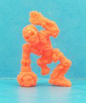Monster in My Pocket - Matchbox - Series 1 - #47 Skeleton (orange)