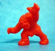 Monster in My Pocket - Matchbox - Series 1 - #48 Hunchback (red)