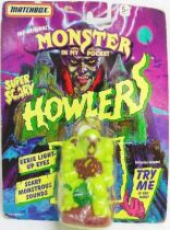 Monster in My Pocket - Matchbox - Super Scary Howlers - Swamp Beast