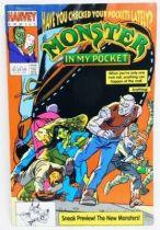 Monsters in My Pocket - Harvey Comics - Monsters in My Pocket (4 Issues Mini-Series)
