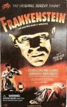 Monstres Universal Studios - Sideshow Collectibles - Frankenstein 30cm