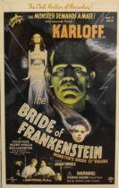 Monstres Universal Studios - Sideshow Collectibles - The Bride of Frankenstein 30cm