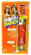 Mork & Mindy (Robin Williams as Mork) - 9\'\' doll by Mego 1977 (mint in box)