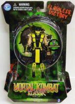 Mortal Kombat Klassic - Scorpion - Figurine 10cm Jazwares