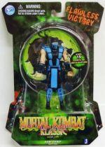 Mortal Kombat Klassic - Sub-Zero - Figurine 10cm Jazwares