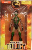 Mortal Kombat Trilogy - Jade - Toy Island 12\'\' figure